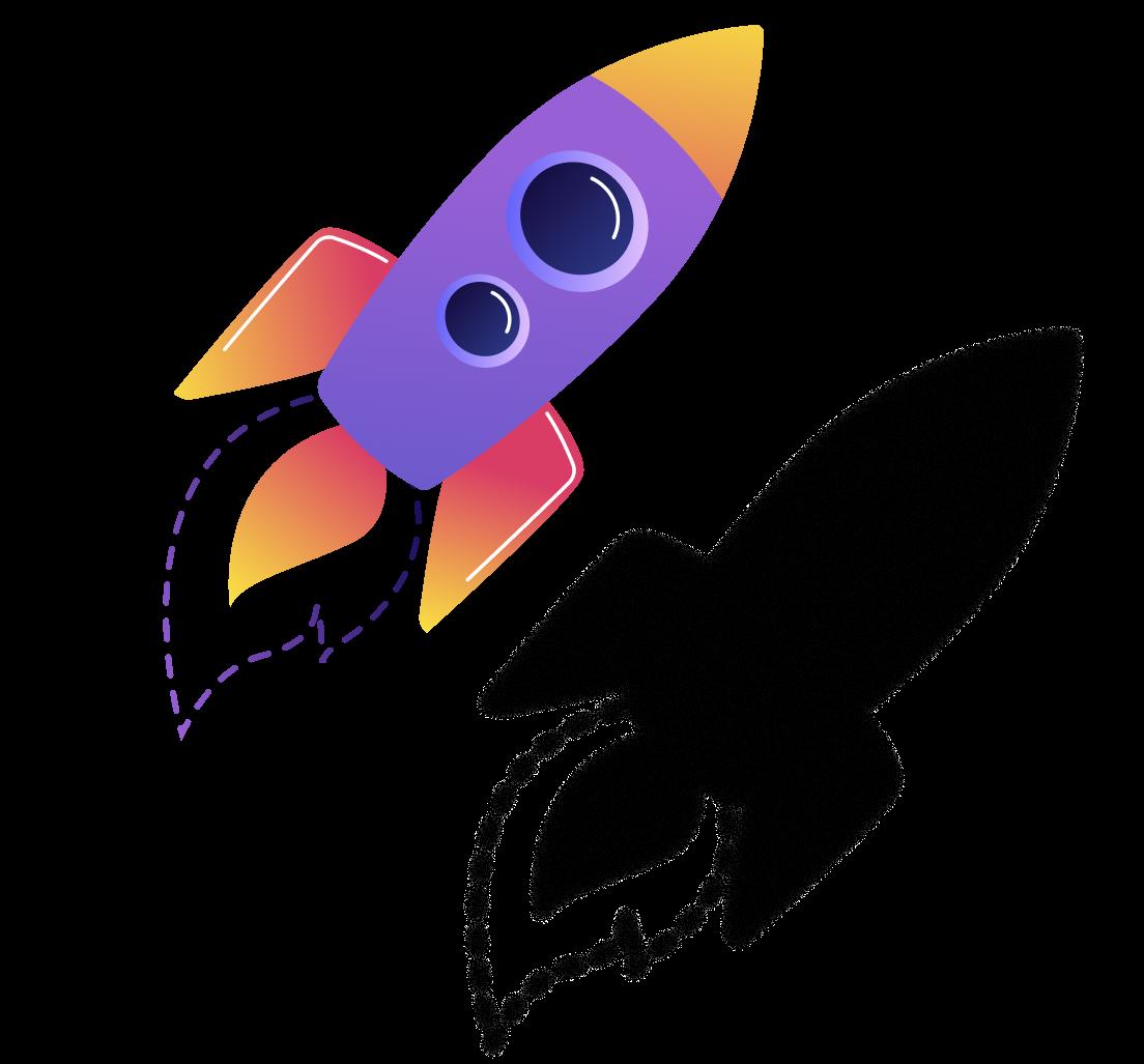 2Single rocket