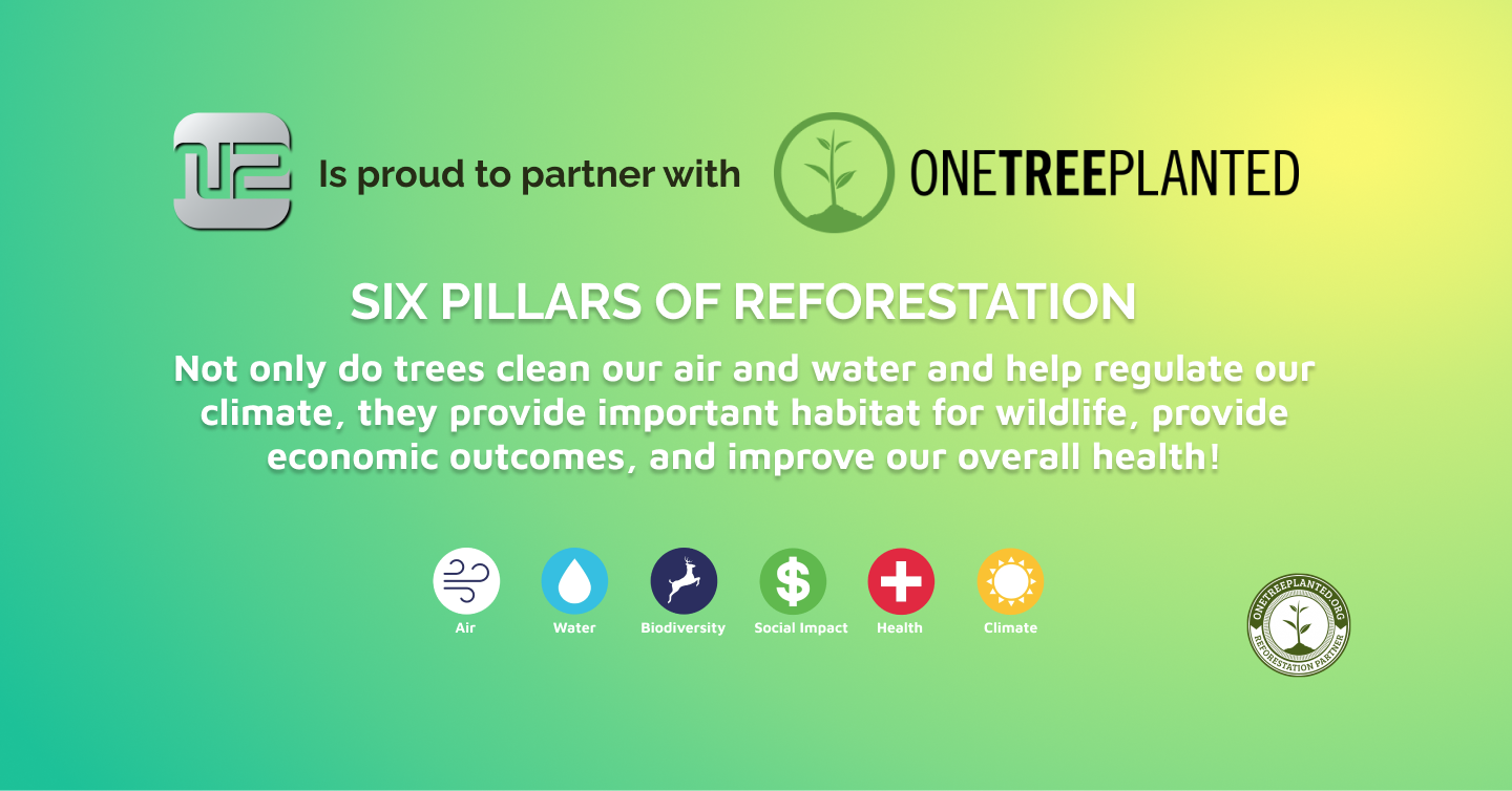 Why N2 Technology partnered with One Tree Planted