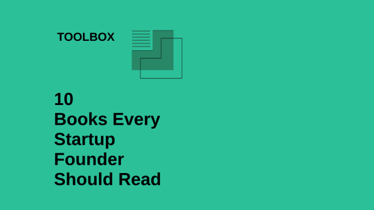 books every startup founder should read