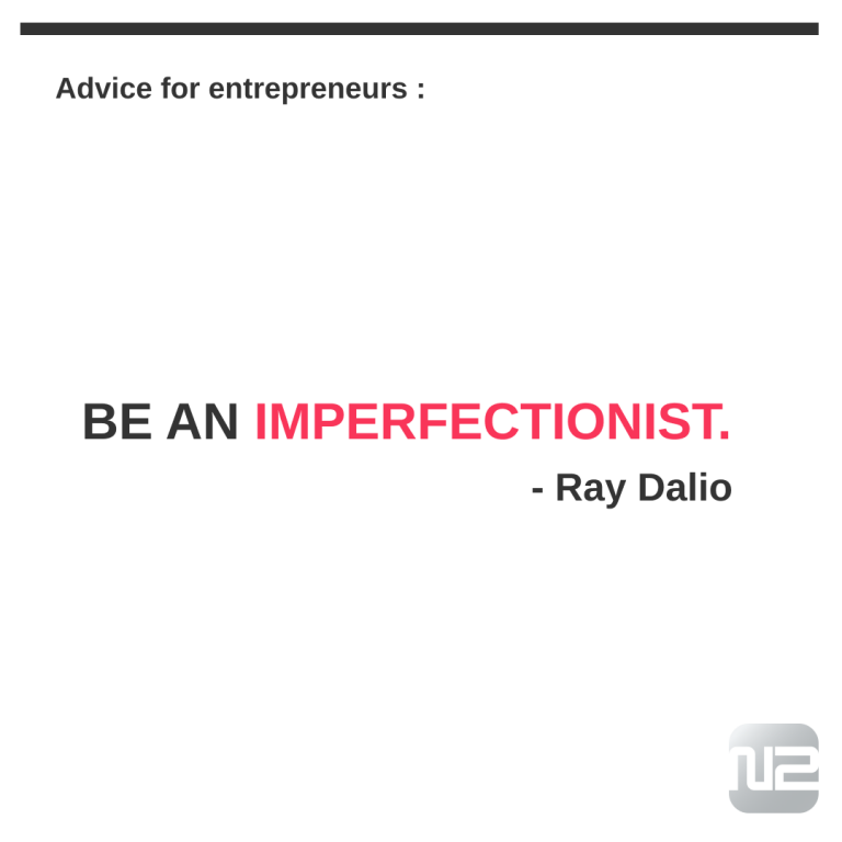 N2 Be an imperfectionist