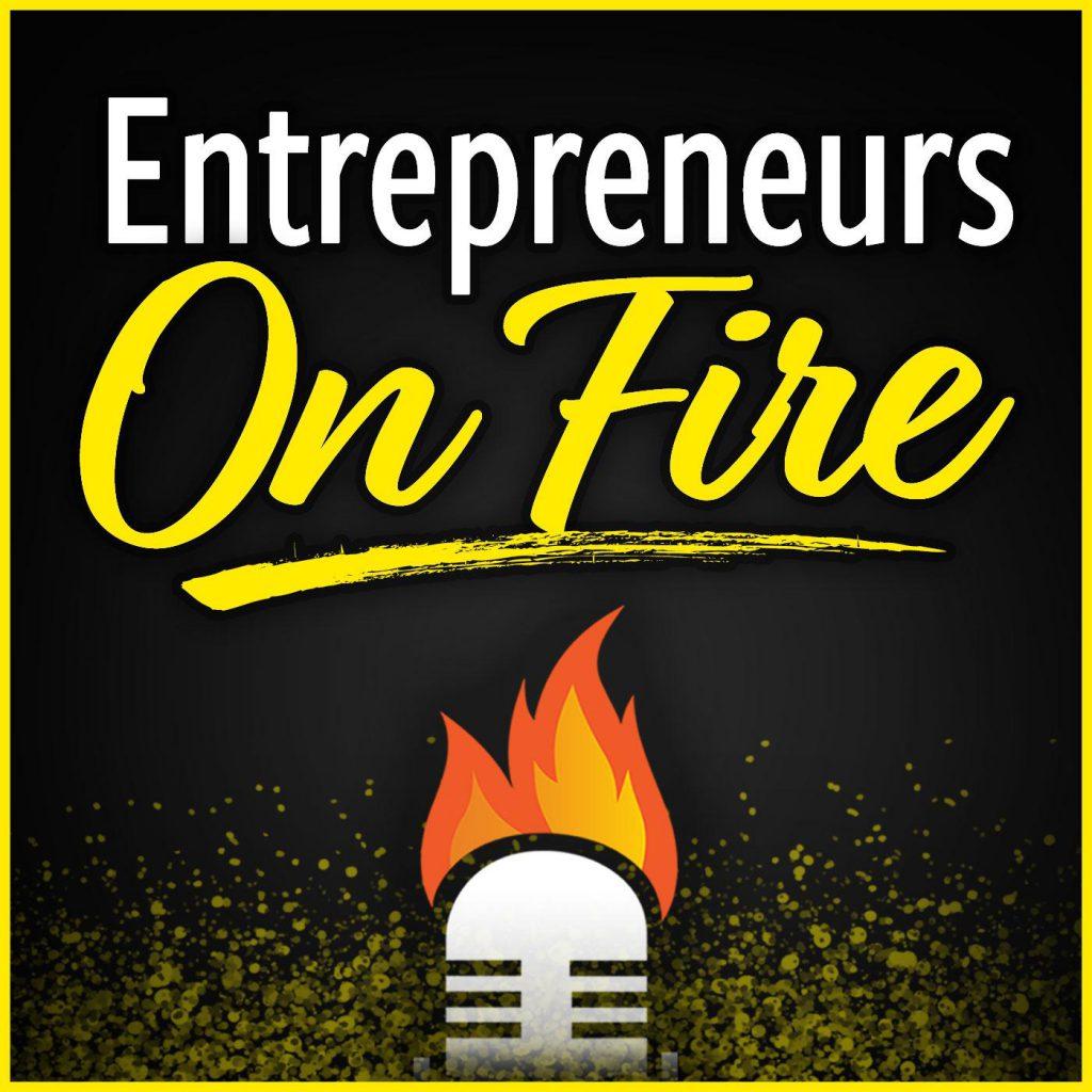Entrepreneurs on fire podcast
